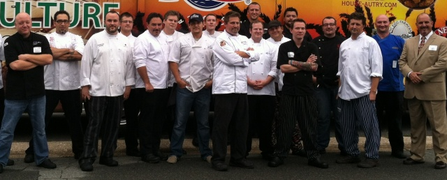 2013 fire in the city chefs
