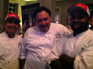 The Competition Dining team from The Cowfish