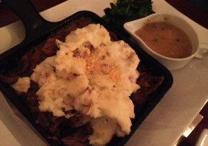 Chef Amy Kumpf's take on classic Shepard's Pie