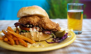 Tupelo's Southern Fried Chicken BLT