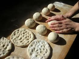Every piece of the wood-fired Vermatzah is made by hand in small batches.