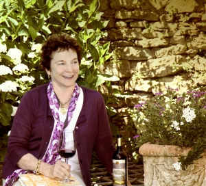 Frances Myers, author of under the Tuscan Sun, makes North Carolina her home away from italy