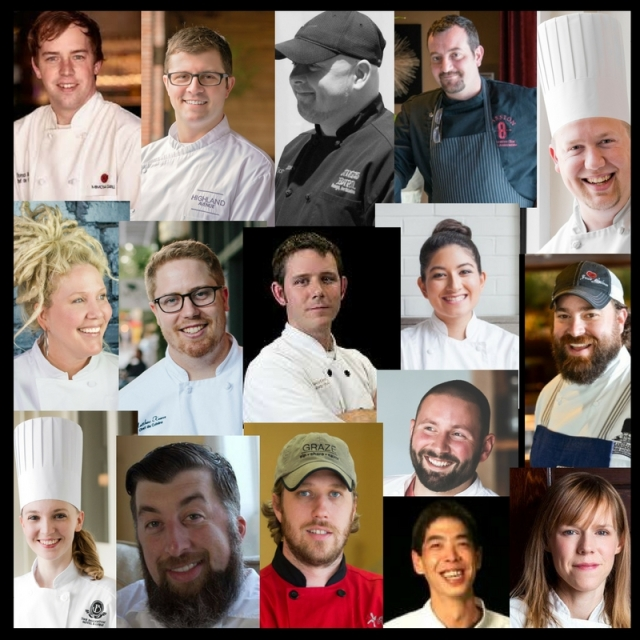 2016 chef showdown chefs