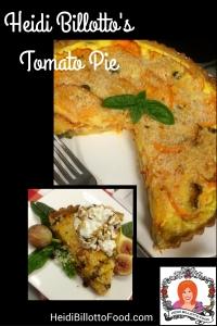 Heidi Billotto's Tomato Pie