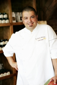 Lionel Vatinet of La Farm Bakery, by Tamara Lackey