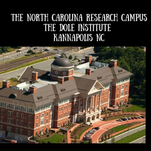 The North Carolina Research CampusThe Dole Institute Kannapolis NC