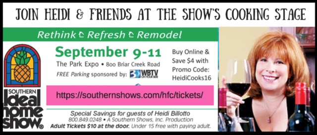 ideal home show heidi coupon