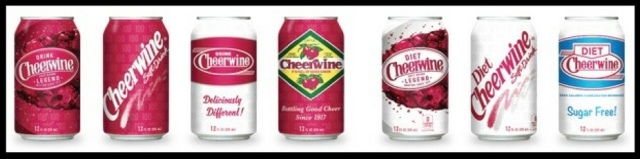 cheerwine cans