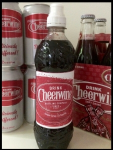 the sweet secret - Cheerwine syrup