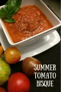 Summer Tomato Bisque